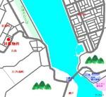 笠岡市拓海町分譲地地図